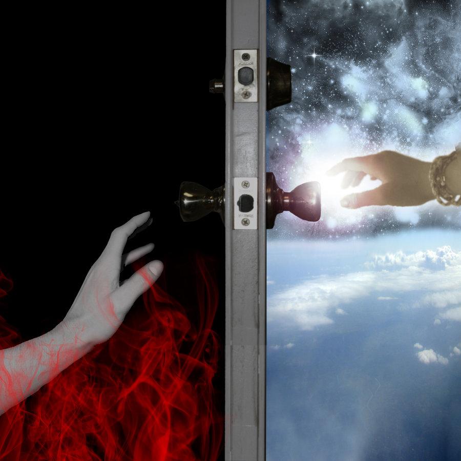 La porte de l 39 enfer et du paradis l 39 enfer et le paradis - Les portes de l enfer turkmenistan ...